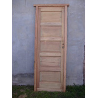 Puertas Para Frente..madera Antigua..