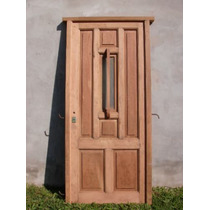 Puertas Para Frente..madera Antigua.