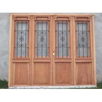 Portón De Garage.
