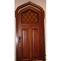 Puerta Antigua De Entrada