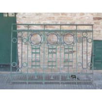 Balcon Antiguo Remachado