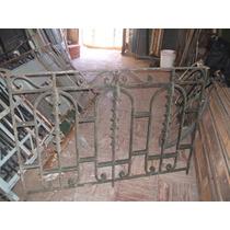 Balcon De Hierro Antiguo