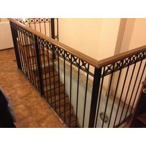 Proteccion De Escalera Balcon Herreria Reformas Portones