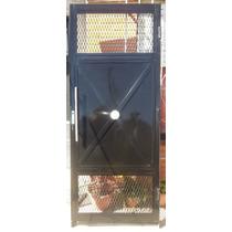 Puerta Reja De Seguridad