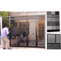 Frente De Rejas O De Metal Desplegado Zona La Plata 4660782