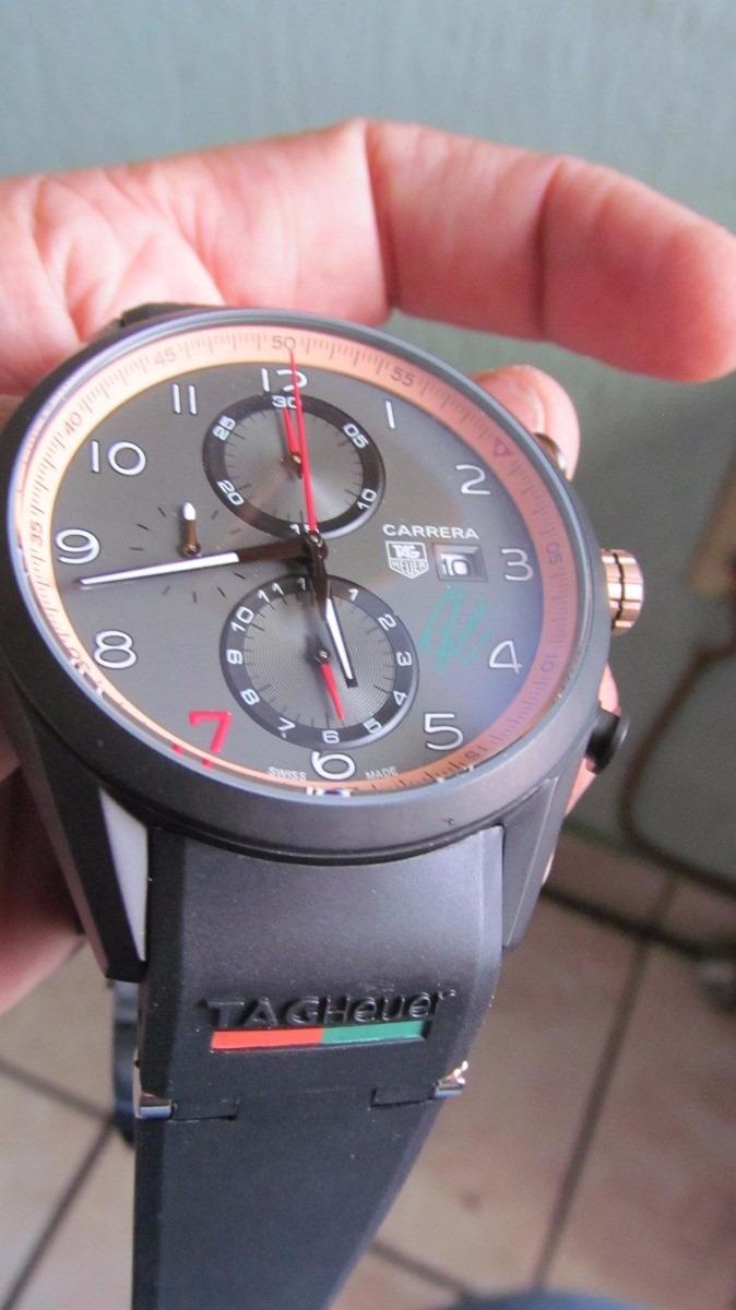 Reloj tag heuer edicion especial for Cristiano ronaldo tag heuer