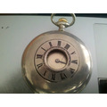 Antiguo Reloj De Bolsillo Zenith 1909 Pocket Watch Hunter