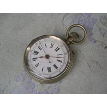 Raro Reloj De Bolsillo Antiguo.cronometro.impecable!!