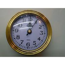 Insertos 8cm Para Armar Relojes, Artesanias Por 1oo Efect