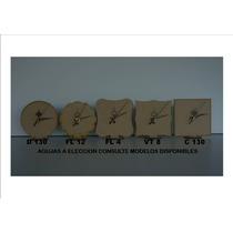 10 Souvenirs Con Maquina De Reloj Y Agujas