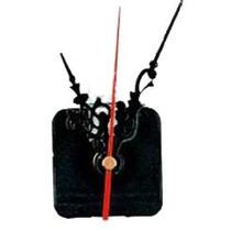 Maquina De Reloj Con Rosca De 5mm Agujas Y Tuerca X 20 Unid