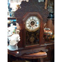 Reloj De Mesa Ansonia(usa) Medio Carrillon