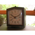 Antiguo Reloj Despertador Frances Lucero Casa Escasany