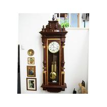 Historical*-antiguo Reloj Vienes Ars Restaur.-garantia-envio