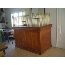 Caja De Banco Antigua