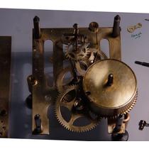 Maquina De Reloj De Pared Completo