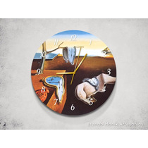 Reloj Dali Relojes Blandos La Persistencia De La Memoria