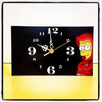 Cuadro Reloj Original!!!