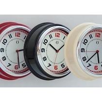 Retro Clock Reloj Retro De Pared
