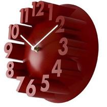 Reloj De Pared De Diseño En 3d
