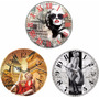 Reloj De Pared Madera Marilyn Monroe Modelos A Elección