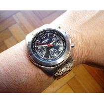 Reloj Okusai Guillermo Vilas Con Estuche ( Como Nuevo )