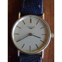Reloj Longines Oro18k Macizo Clásico Suizo