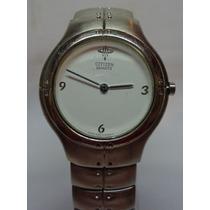 Elegante Reloj Citizen Analogo De Caballero.
