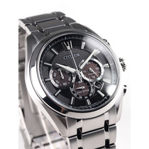 Reloj Citizen Ca4010-58e Supertitanium Ecodrive Crono Zafiro