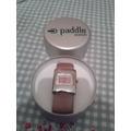 Reloj De Mujer Paddle Watch En Su Estuche