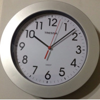 Reloj Tressa De Pared Nuevo Variedad De Colores T-rp 712