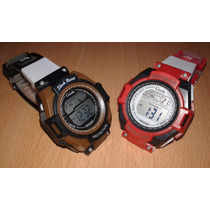 Reloj Pulsera Hombre Digital Cronometro Luz Por Mayor 5 U.