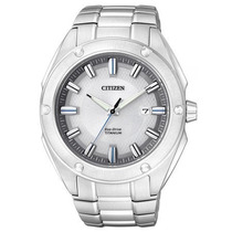 Reloj Citizen Bm7130-58a Supertitanium Eco Drive Zafiro 100m