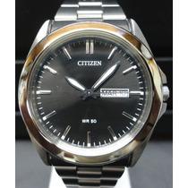 Reloj Citizen Bf0600-51e Wr50m Doble Calendario Gtia X 1 Año