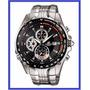 Reloj Casio Cronómetro Ef 543 D Sebastian Vettel Red Bull
