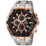 Reloj Casio Edifice Ef-539d-1a5 Cronometro Vettel Red Bull