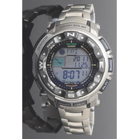 Casio Prg250t-7dr Protrek Triple Sensor Tough Solar