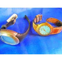 El Arcon Lote 2 Relojes Mistral Cronometro Nike Funciona 570