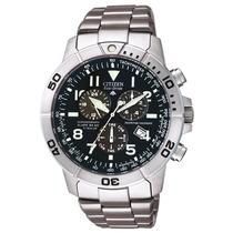 Reloj Citizen Bl5251-51l Eco Drive Perpetual Titanium 200m