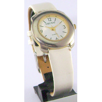 Reloj Okusai Quartz Dama Original Garantía 12 Meses