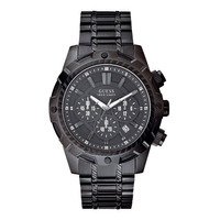Reloj Guess W0037g2 Hombre Cronógrafo Empavonado + Envio