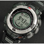 Reloj Casio Pgr 130 1r Pro Trek Triple Sensor Extraplano