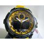 Reloj Eurotime Ana Digi Sumergible Crono Alarma Garantia 1 A