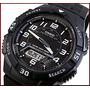 Reloj Casio Aq S800w Tough Solar 5 Alarmas Sumergible Crono