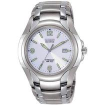 Reloj Citizen Bm6060-57a Titanium Eco Drive Agente Oficial