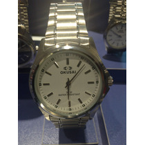 Relojes Okusai - Caballero - Malla Acero - Garantia - Nuevos