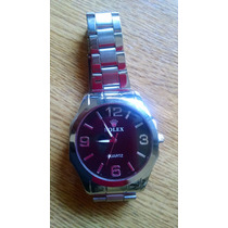 Reloj De Hombre Malla De Metal!!