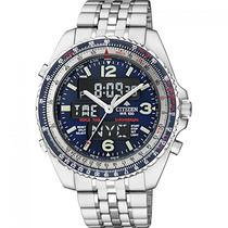 Reloj Citizen Promaster Wingman Vi Jq8007-51l Exclusivo!!