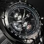 Reloj Acero Inoxidable Fashion Con Fecha V. Colores Mira