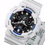 Reloj Casio G-shock Ga-100 Wr200m Ana-digi Agente Oficial